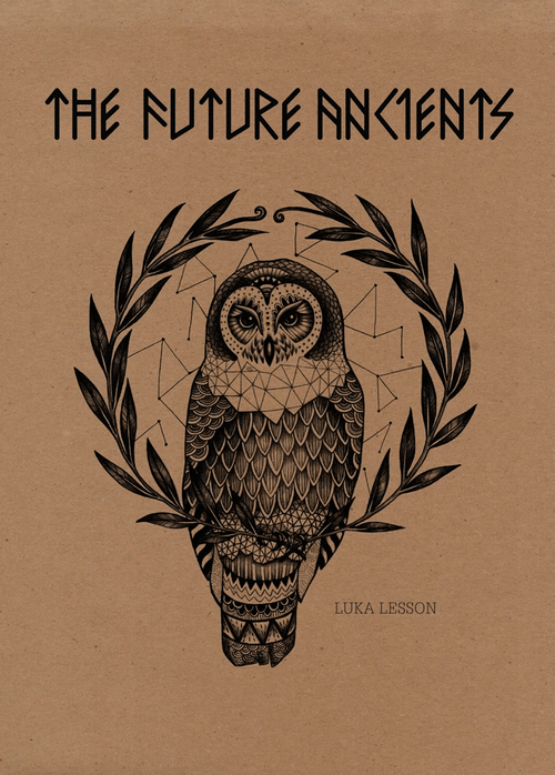 The Future Ancients. Poetry Book.