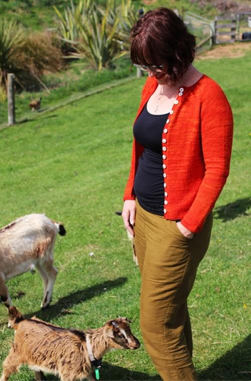 Sparrow Cardigan PDF Pattern Download