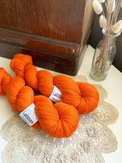 Tarras Yarn – Dune Buggy Colourway
