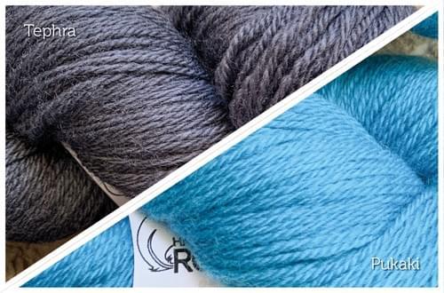 Etosha Shawl / Tarras Yarn Set