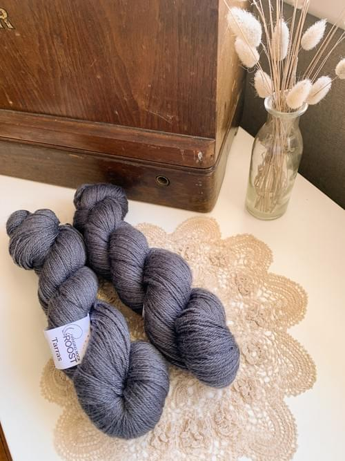 Tarras Yarn – Tephra Colourway
