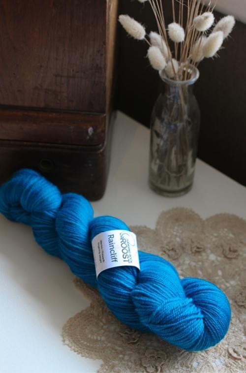Raincliff Yarn – Pukaki Colourway