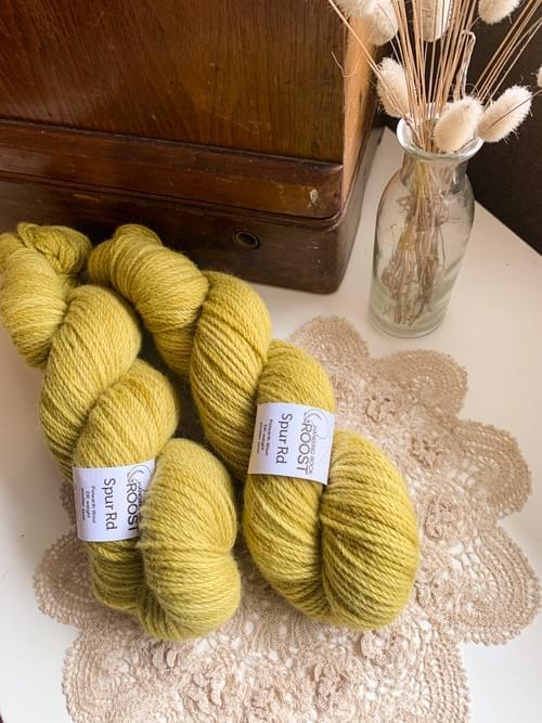 Spur Rd Yarn – Beetlejuice Colourway