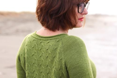 Estuary Sweater PRINT Pattern