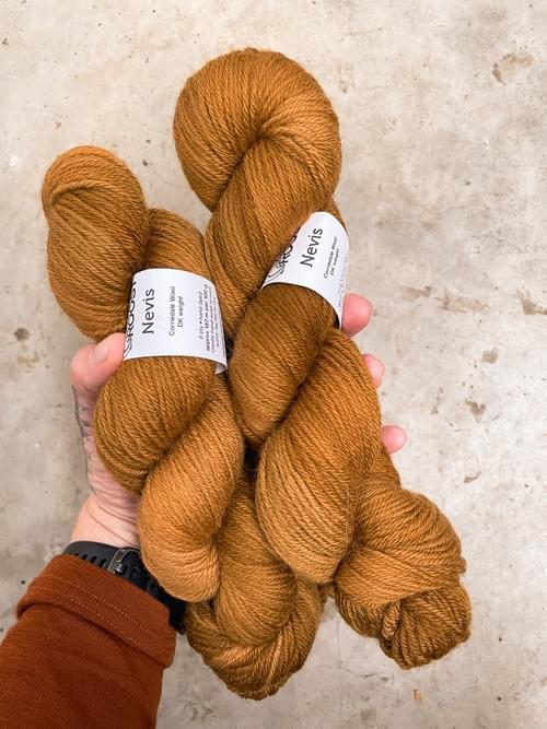 Nevis Yarn – Mixed Spice Colourway