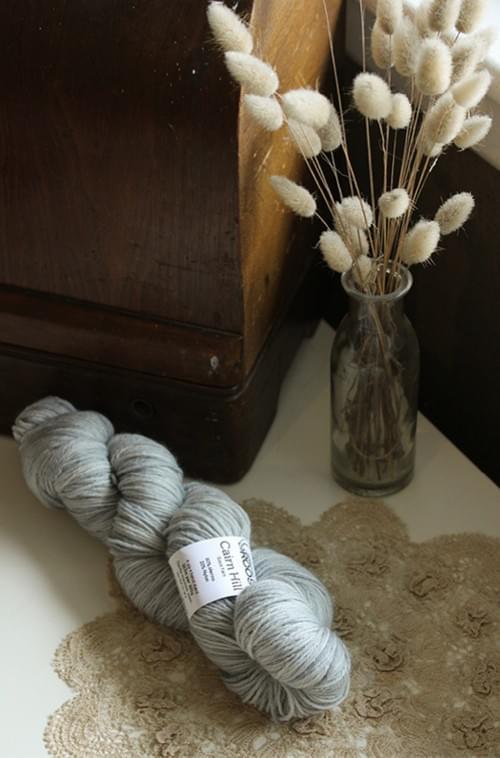 Cairn Hill Sock Yarn – Frigate Colourway