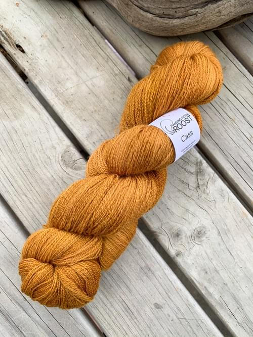 Cass Yarn – Brougham Colourway