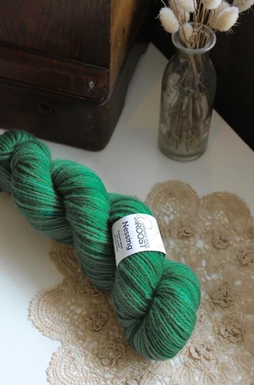 Nessing Yarn – Paspalum Colourway