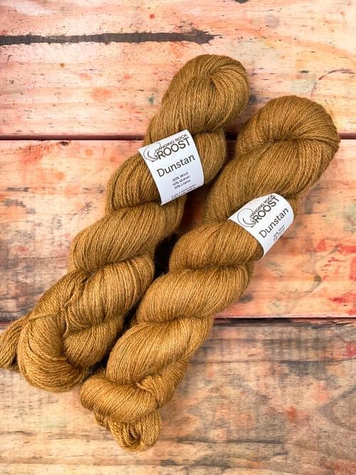 Dunstan Yarn – Mixed Spice Colourway