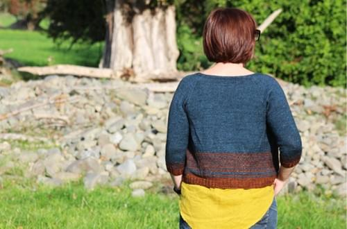 Clara-Jane Cardigan Pattern PDF Download