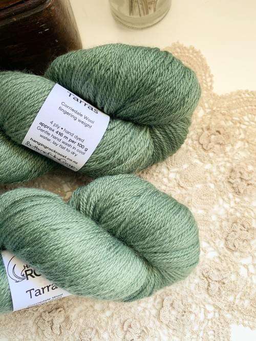 Tarras Yarn – Bottom of the Canyon Colourway