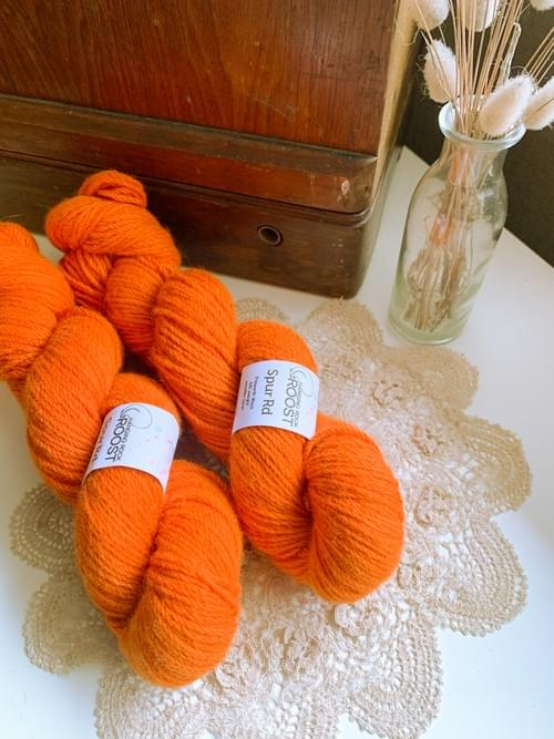 Spur Rd Yarn – Dune Buggy Colourway