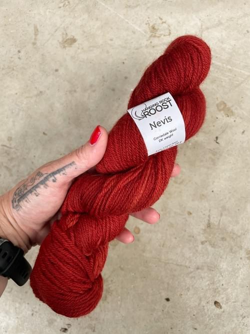 Nevis Yarn – Vesper Colourway