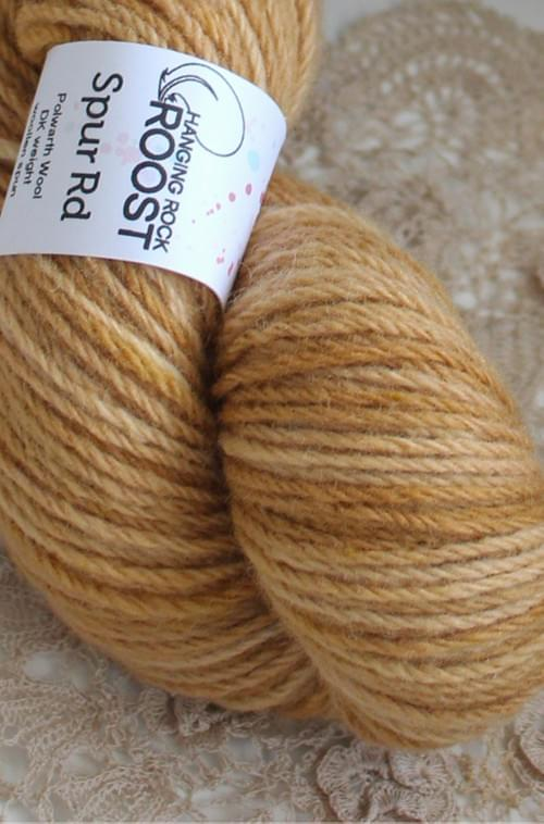 Spur Rd Yarn – Desert Rd Colourway