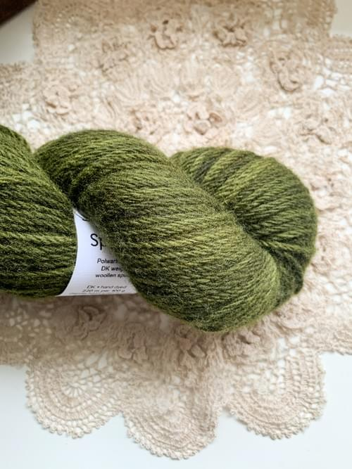 Spur Rd Yarn – Brougham Colourway