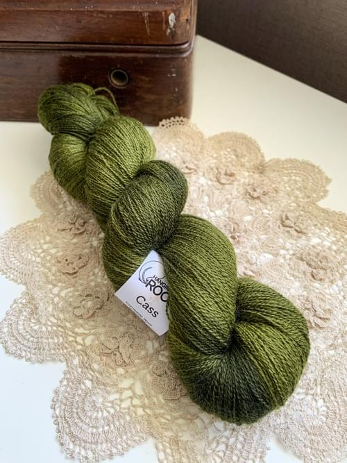 PREORDER Cass Yarn – Brougham Colourway