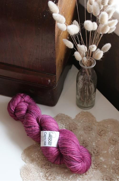 Cairn Hill Sock Yarn – Lauren Colourway