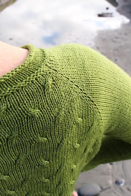 Estuary Sweater PRINT Pattern
