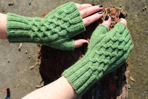 Innes Mitts PDF Pattern Download