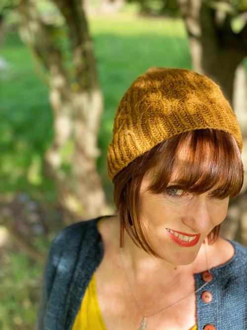 Duomo Beanie PDF Pattern Download