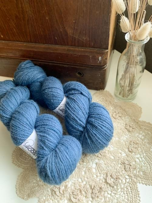 Spur Rd Yarn – Marina Colourway