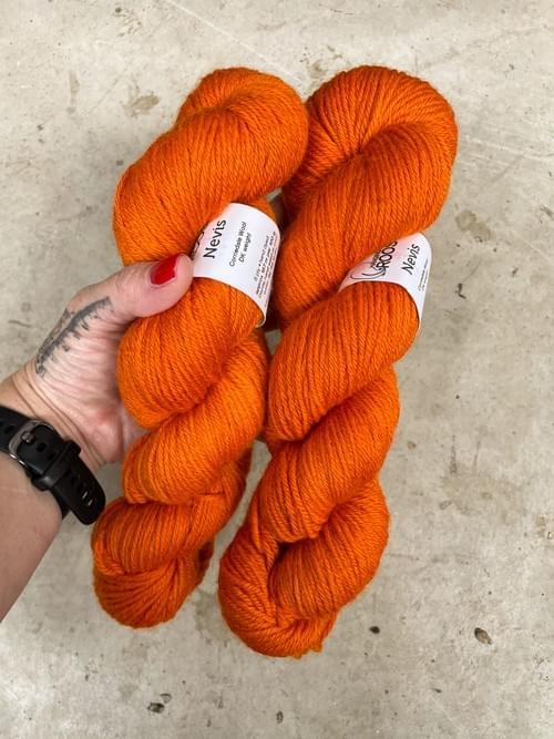 Nevis Yarn – Dune Buggy Colourway