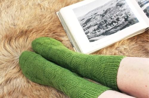 Mr Ware Socks Pattern PDF Download