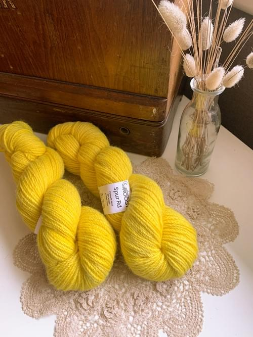 Spur Rd Yarn – Corokia Colourway