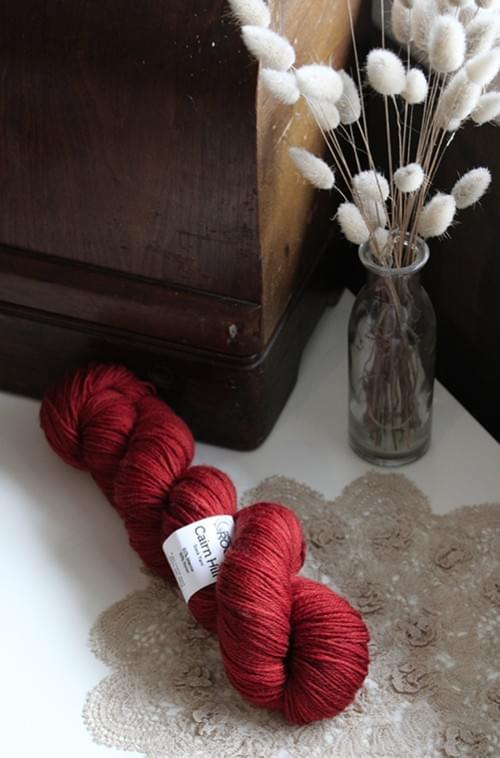 Cairn Hill Sock Yarn – Vesper Colourway