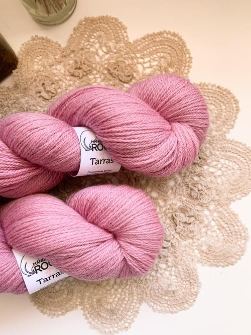 Tarras Yarn – Pink Smoker Colourway