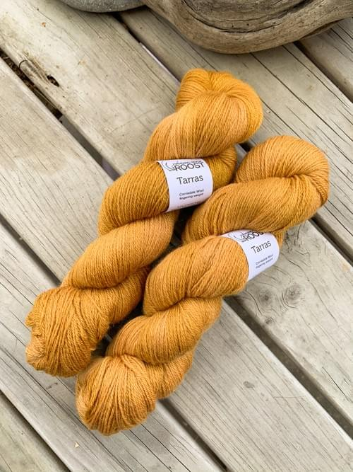 Tarras Yarn – Downtown Clifton Colourway