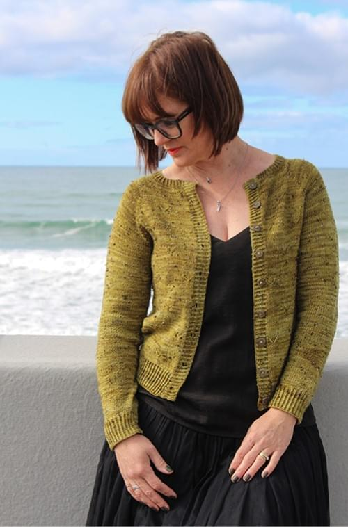 Mollymawk Cardigan PDF Download
