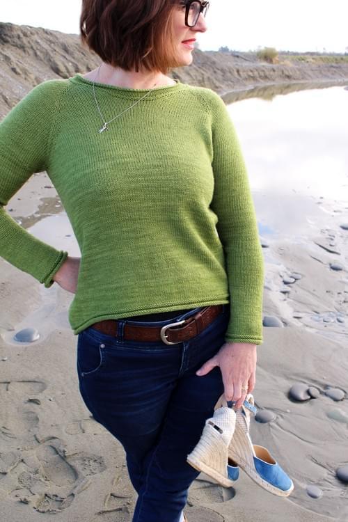 Estuary Sweater PDF Download