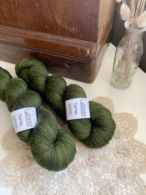 Tarras Yarn – Brougham Colourway