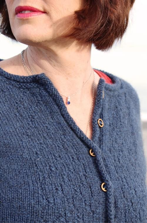 Tideline Cardigan PRINT Pattern