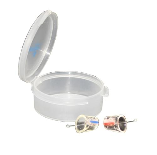 Earasers Dentists & Hygienists Earplugs (-19dB Peak NRR5 / Our standard filter)