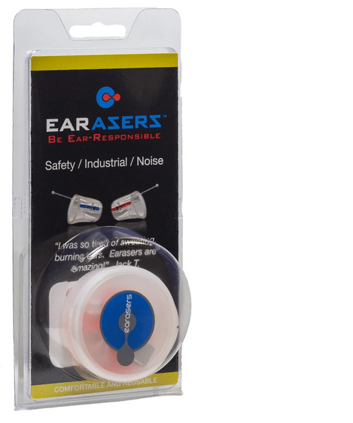 Safety / Industrial / Noise Earplugs (-31dB Peak NRR16 / Max filter)