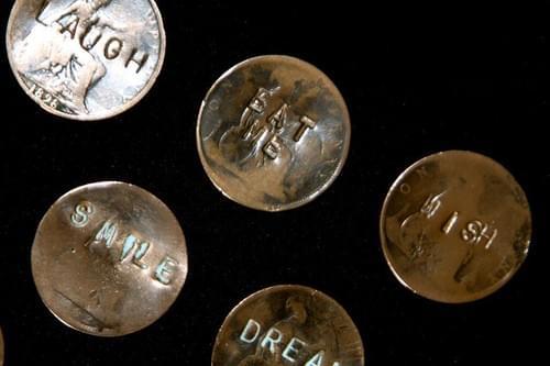 Bespoke personalised Victorian, Edwardian Bronze British Pennies