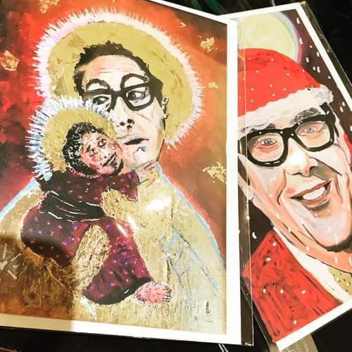 Christmas Cards by Beach Bird