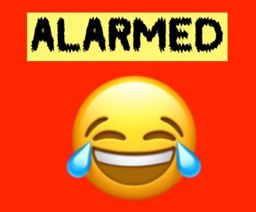 Alarmed - the store alarm prank - SOLD out at Blackpool Magic Convention now back in stock