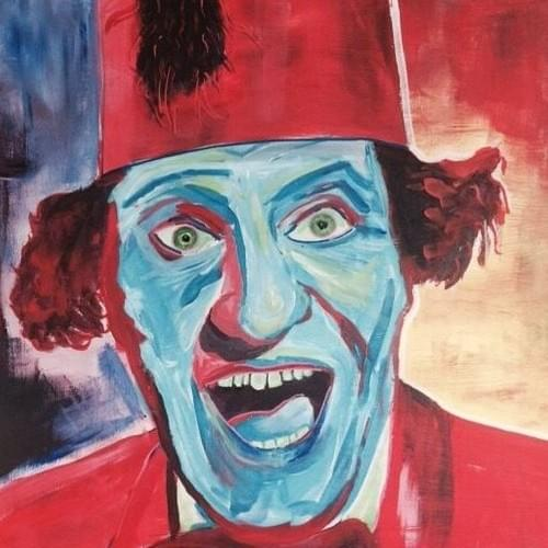 Original art by Andy Winters Tommy Cooper (cards also available £2.50) Giclee Prints from: