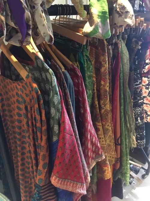 Pure Silk Kimonos