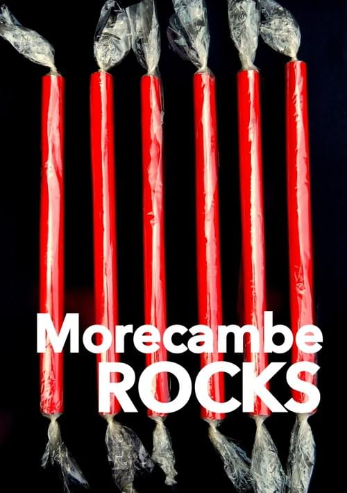 Morecambe Rocks - cards & prints
