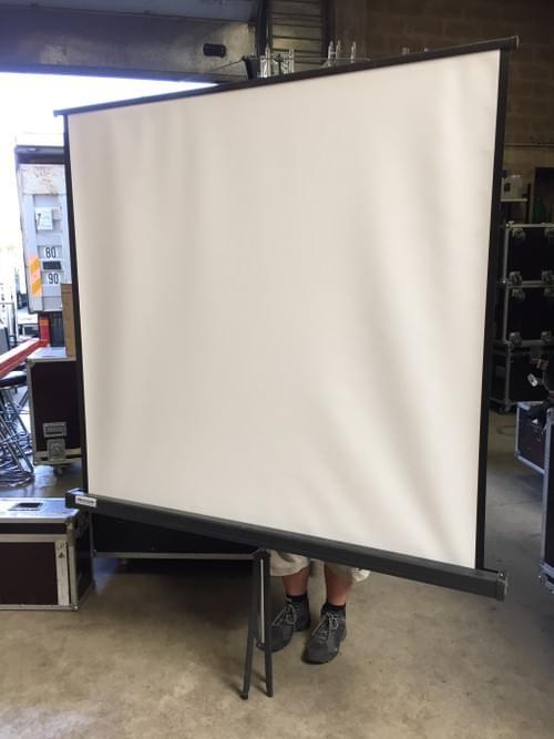 Ecran de Projection déroulant