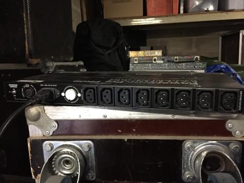 Lumière de rack et alimentation PowerBrite Pro9