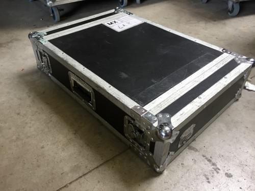 Flightcase Ampli 3U