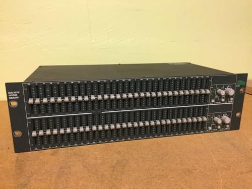 Egaliseur 31 bandes analogique BSS FCS-960
