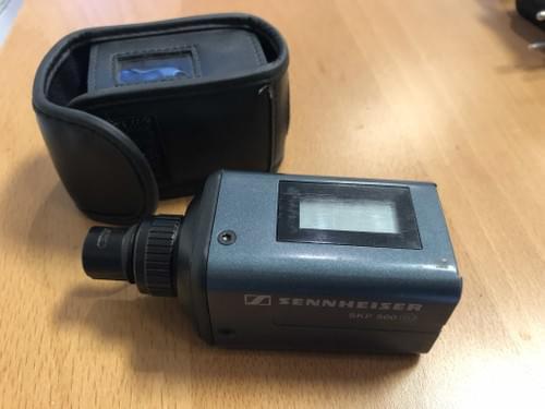 Emetteur HF Sennheiser SKP 500 G2