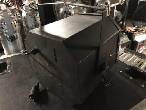 Lumière noire black gun 400W