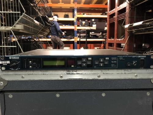 Processeur Multi effets YAMAHA SPX2000